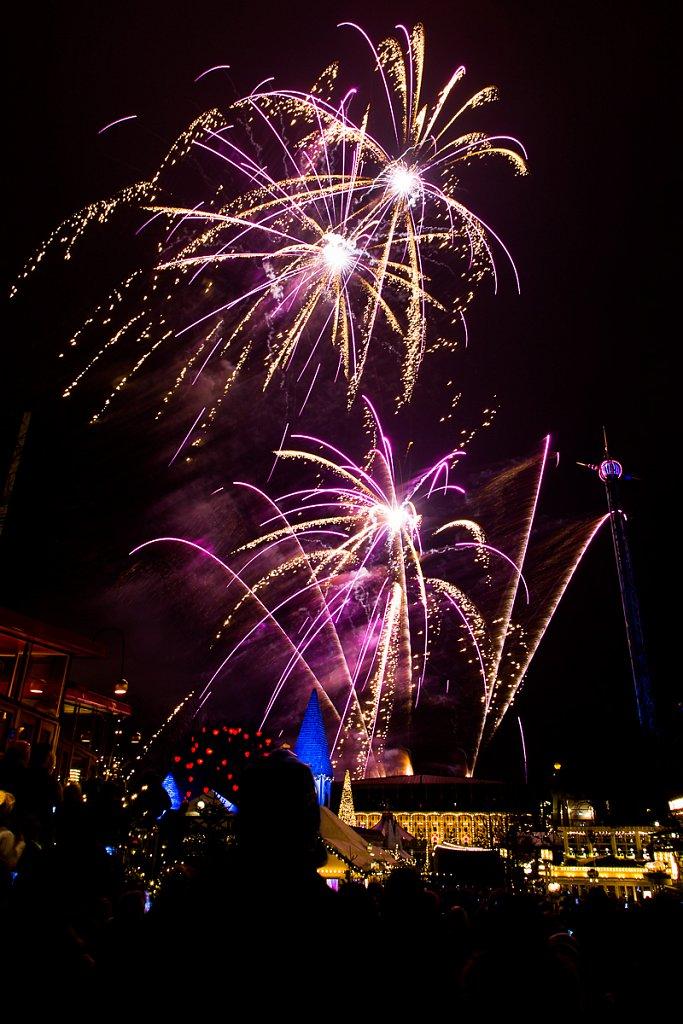 Tivoli - Fireworks