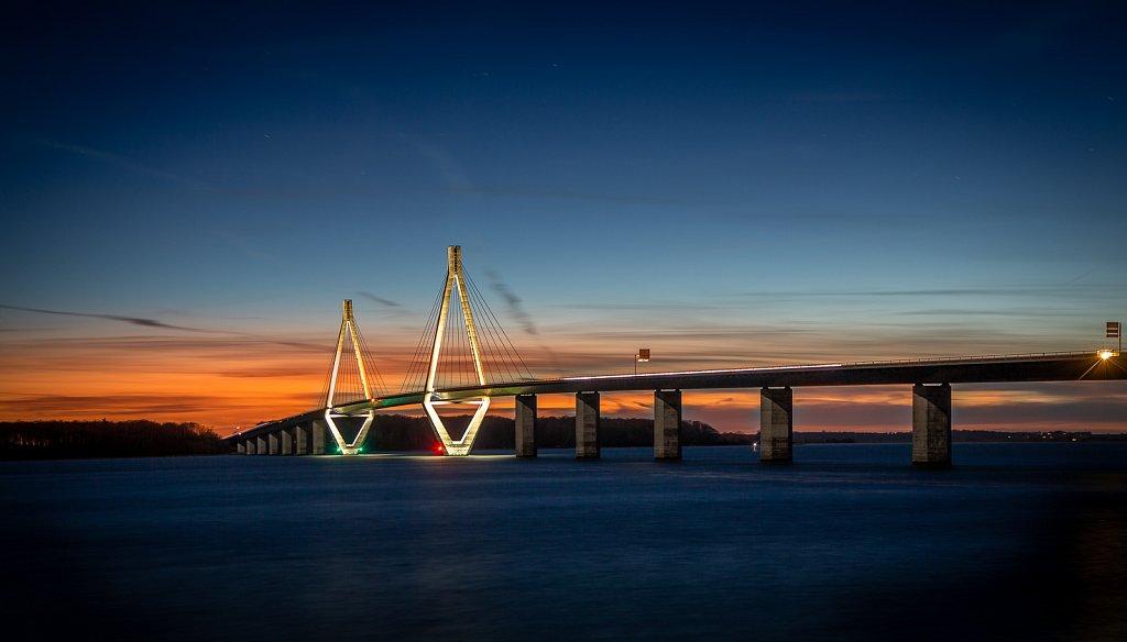 Farøbroen, Denmark